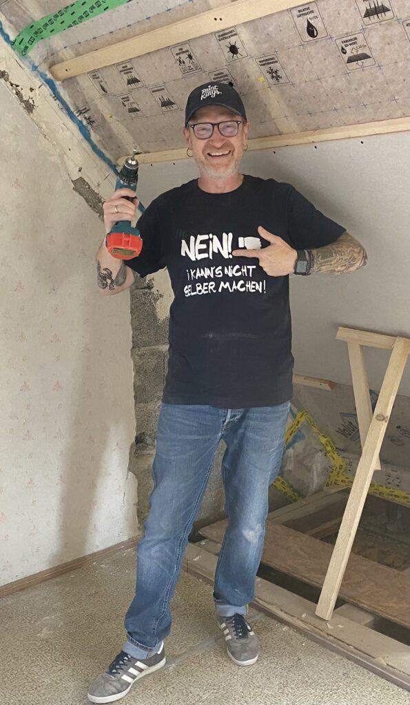 Semmes Baustellen Shirt